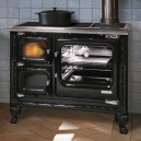 Deva wood cook stove