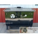 Kitchen Queen Wood Cook  Stove 380 basic
