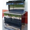 Kitchen Queen Wood Cook Stove 480